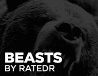 BEASTS ▲ RATEDR