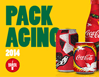 Packaging Coca-Cola 2014
