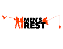 Logo for on-line shop for men's rest