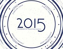 2015 Celestial Calendar