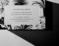 De Steban - Business Card