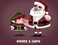 Duende & Santa