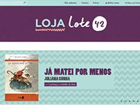 Web Design - Lote 42 Store