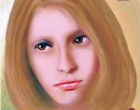Golding hair