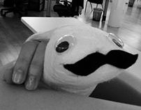 One Hand Art – Catfish & The Foam