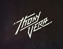 Thony Vera Logotype