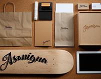 Asanigua Branding
