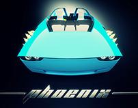 PHOENIX concept car