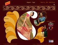 Website Design - RmKV (Variation)