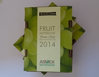 Fruit Notebook