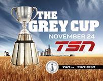 Grey Cup 101 - Outdoor Material