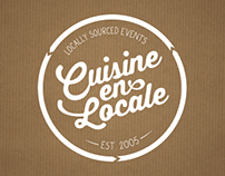 Identity: Cuisine en Locale