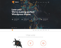 Mirros | PSD Template