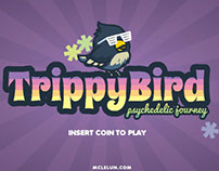 Trippy Bird Flash Game