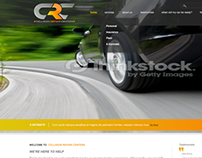 Automotive Web Design Template