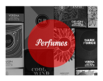 Perfumes Packaging