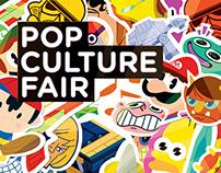 Edmonton Pop Culture Fair 2017-20XX