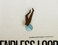 Endless Loop // Exhibition Poster