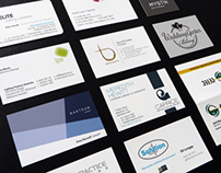 Business Cards & Logo Designs