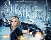 Sucker Punch Poster Remake