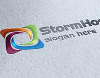 StormHose Logo Template