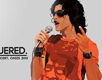 Farhan Live in Concert , Oasis 2013
