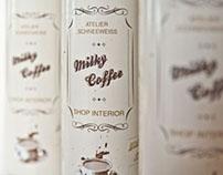 AQUA - MILKY COFFEE - PROSECCO