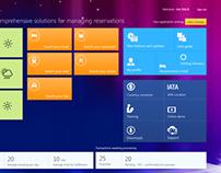 UI UX Conceptual Design for Hotel Booking