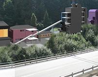 Pontebba biomass energy centre