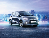 Hyundai i10 / AD and brochure