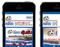 Suzuki Cup 2012