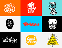 Lettering & Logos Vol. 1