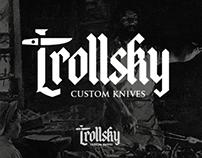 Trollsky - logotype