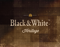 Black and White Heritage Film