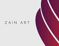 zain art