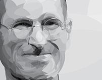 Steve Jobs / Sintesis Gráfica
