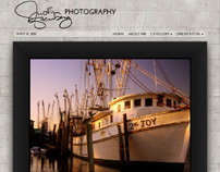 Photo Showcase Site Design