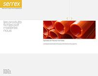 Serrex SA - Web Design and Graphic Design
