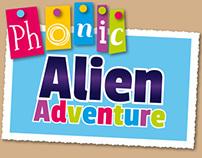 Phonic Alien Adventure iOS App