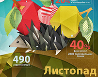 Calendar 2014 forPJSC MIRONIVSKY HLIBOPRODUCT