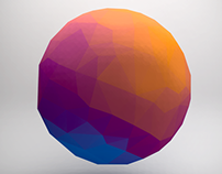 Lowpoly Gradient