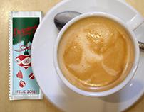 Baqué / Christmas sugar sachets