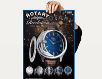 ROTARY // Watches - POSTER (AFİŞ)