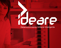 Corporate and brand identity for Ideare.