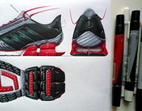 Sketch Render Concepts