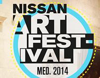 Nissan Art Festival