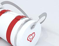 Coca-Cola - Bolso de mano, Coca Medicos