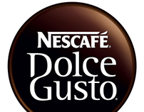 NESCAFE Dolce Gusto graphics for YouTube