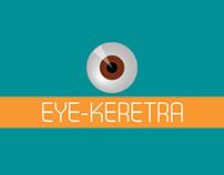 Eye-Keratra Keratometer