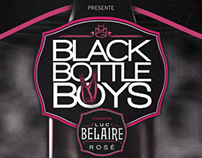 Black Bottle Boy sponsored by Luc Belaire